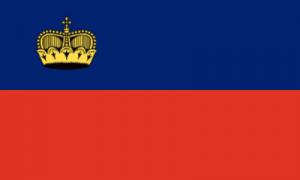 На автомобиль Наклейка «Лихтенштейн»Страны и путешествия<br><br>