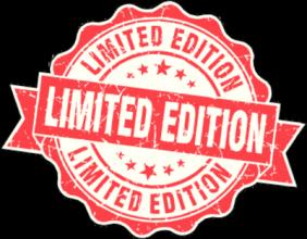 На автомобиль Наклейка «Limited Edition»Логотипы<br><br>