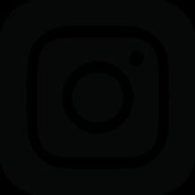 На автомобиль Наклейка «Логотип Instagram»Интернет<br><br>