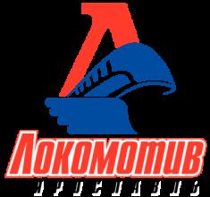 На автомобиль Наклейка «Локомотив Ярославль»Хоккейные клубы<br><br>