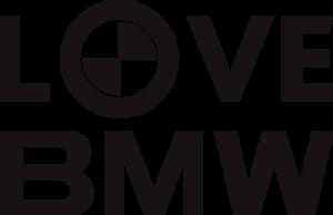 На автомобиль Наклейка «Love BMW»BMW<br><br>