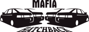 На автомобиль Наклейка «Mafia Hatchback»LADA<br><br>