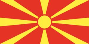 На автомобиль Наклейка «Македония»Страны и путешествия<br><br>