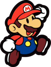 На автомобиль Наклейка «Марио»Компьютерные игры<br><br>