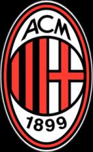На автомобиль Наклейка «Milan»Футбольные клубы<br><br>