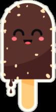 На автомобиль Наклейка «Мороженка»Декор<br><br>