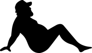 На автомобиль Наклейка «Mudflap Joke»Автостиль<br><br>
