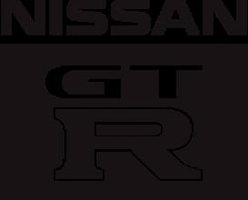 На автомобиль Наклейка «Nissan GT-R»Nissan<br><br>