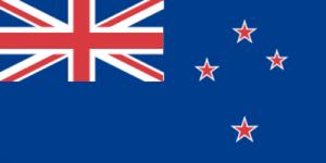 На автомобиль Наклейка «Новая Зеландия»Страны и путешествия<br><br>