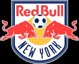 На автомобиль Наклейка «Нью-Йорк Ред Буллз»Футбольные клубы<br><br>