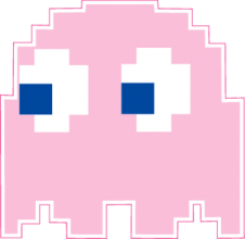 На автомобиль Наклейка «Pacman Pinky»Pacman<br><br>