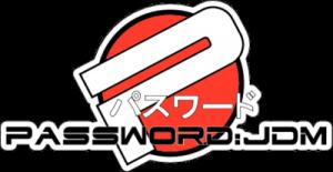На автомобиль Наклейка «Password JDM»JDM<br><br>