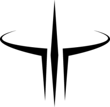На автомобиль Наклейка «Quake III»Компьютерные игры<br><br>