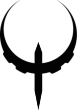 На автомобиль Наклейка «Quake IV»Компьютерные игры<br><br>