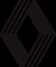 На автомобиль Наклейка «Renault»Renault<br><br>