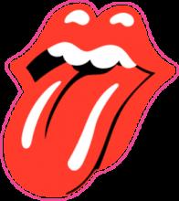 На автомобиль Наклейка «Rolling Stones»Музыка<br><br>
