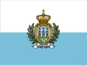 На автомобиль Наклейка «Сан-Марино»Страны и путешествия<br><br>