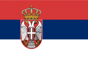 На автомобиль Наклейка «Сербия»Страны и путешествия<br><br>