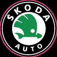 На автомобиль Наклейка «Skoda Шкода Цветная»Skoda<br><br>