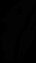На автомобиль Наклейка «Солдат со звездой»Ко Дню Победы<br><br>