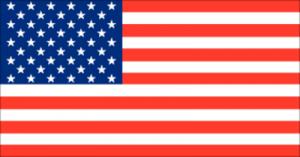 На автомобиль Наклейка «США Соединённые Штаты Америки»Страны и путешествия<br><br>