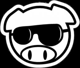 На автомобиль Наклейка «Subaru Pig Tinted»Subaru Pig<br><br>