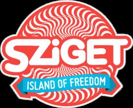 На автомобиль Наклейка «Sziget»Фестивали<br><br>