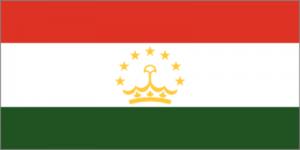 На автомобиль Наклейка «Таджикистан»Страны и путешествия<br><br>