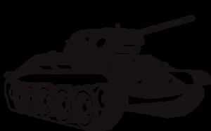 На автомобиль Наклейка «Танк Т-34»Разные<br><br>