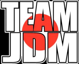 На автомобиль Наклейка «Team JDM»JDM<br><br>