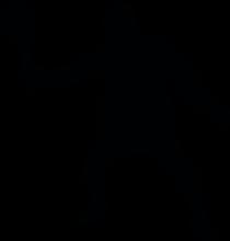 На автомобиль Наклейка «TF2 Солдат»Компьютерные игры<br><br>