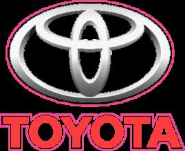 На автомобиль Наклейка «Toyota Тойота Цветная»Toyota<br><br>