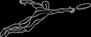 На автомобиль Наклейка «Ultimate Frisbee»Спорт и хобби<br><br>