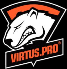 На автомобиль Наклейка «Virtus.Pro»Киберспорт<br><br>