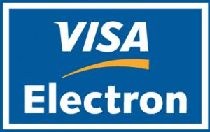 На автомобиль Наклейка «Visa Electron»Логотипы<br><br>