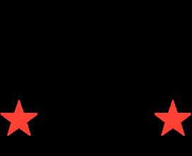 На автомобиль Наклейка «Выше нас только звезды»ВДВ<br><br>