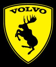 На автомобиль Наклейка «Volvo Вольво Лось»Volvo<br><br>