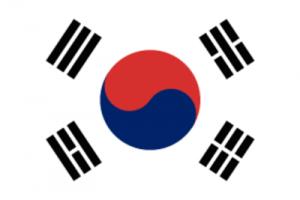 На автомобиль Наклейка «Южная Корея»Страны и путешествия<br><br>