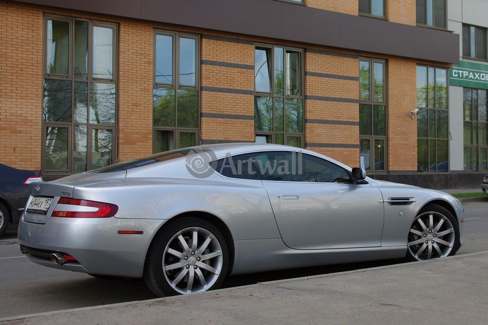 Постер Aston Martin DB9 Coupe, 30x20 см, на бумагеDB9 Coupe<br>Постер на холсте или бумаге. Любого нужного вам размера. В раме или без. Подвес в комплекте. Трехслойная надежная упаковка. Доставим в любую точку России. Вам осталось только повесить картину на стену!<br>