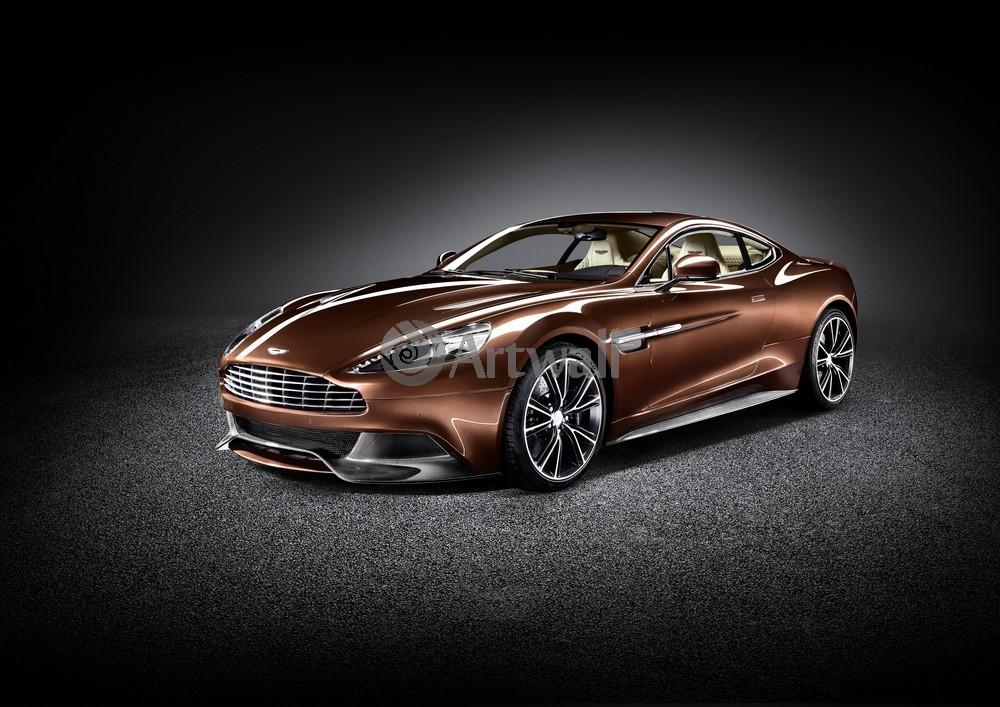 Постер Aston Martin Vanquish, 28x20 см, на бумагеVanquish<br>Постер на холсте или бумаге. Любого нужного вам размера. В раме или без. Подвес в комплекте. Трехслойная надежная упаковка. Доставим в любую точку России. Вам осталось только повесить картину на стену!<br>