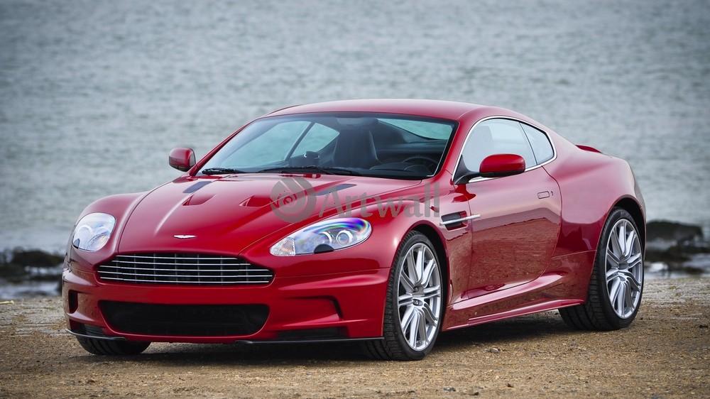 Постер Aston Martin Vantage, 36x20 см, на бумагеVantage<br>Постер на холсте или бумаге. Любого нужного вам размера. В раме или без. Подвес в комплекте. Трехслойная надежная упаковка. Доставим в любую точку России. Вам осталось только повесить картину на стену!<br>