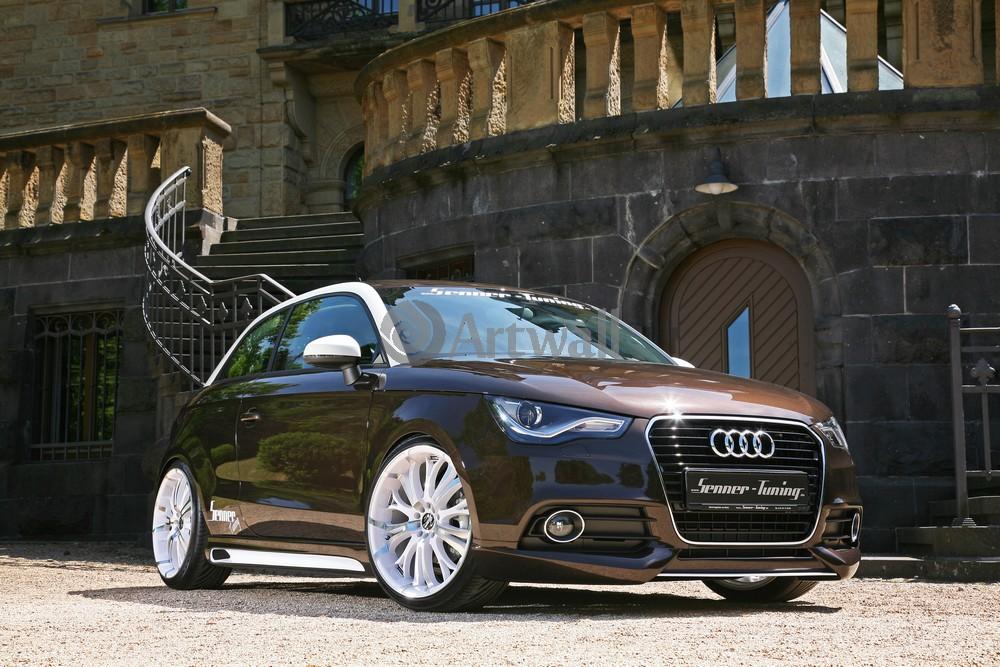 Постер Audi A1, 30x20 см, на бумагеA1<br>Постер на холсте или бумаге. Любого нужного вам размера. В раме или без. Подвес в комплекте. Трехслойная надежная упаковка. Доставим в любую точку России. Вам осталось только повесить картину на стену!<br>
