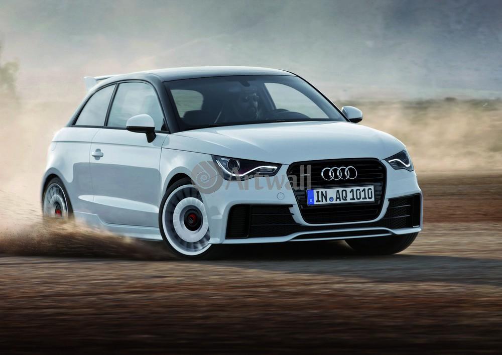 Постер Audi A1, 28x20 см, на бумагеA1<br>Постер на холсте или бумаге. Любого нужного вам размера. В раме или без. Подвес в комплекте. Трехслойная надежная упаковка. Доставим в любую точку России. Вам осталось только повесить картину на стену!<br>
