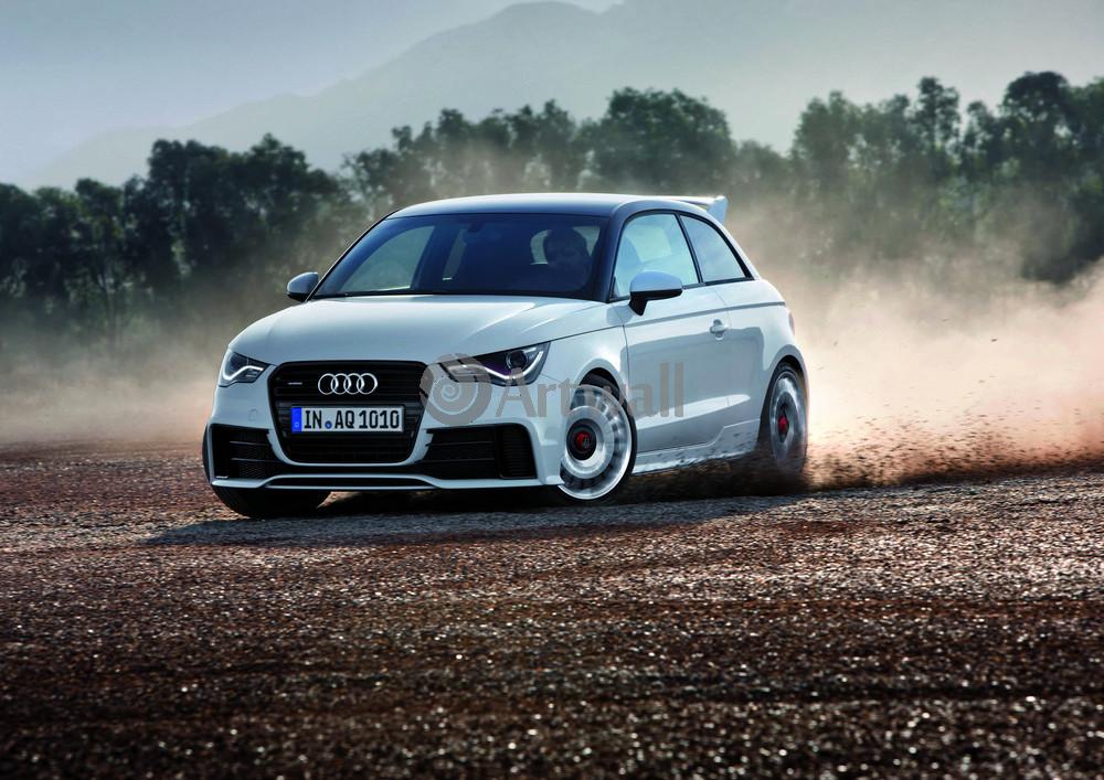 Audi A1, 28x20 см, на бумагеA1<br>Постер на холсте или бумаге. Любого нужного вам размера. В раме или без. Подвес в комплекте. Трехслойная надежная упаковка. Доставим в любую точку России. Вам осталось только повесить картину на стену!<br>