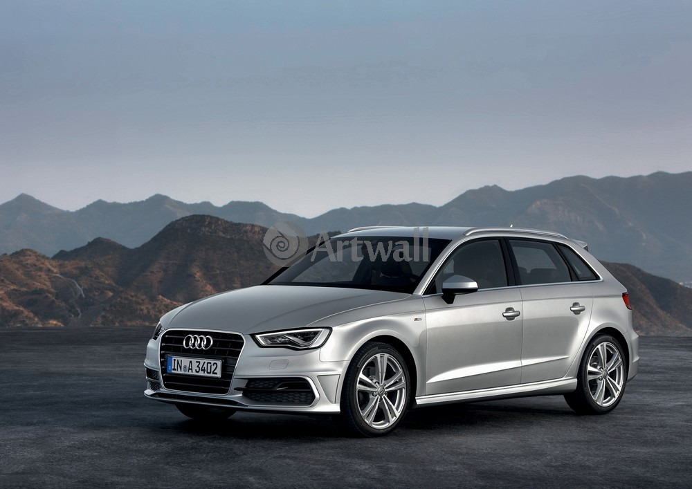 Audi A1 Sportback, 28x20 см, на бумагеA1 Sportback<br>Постер на холсте или бумаге. Любого нужного вам размера. В раме или без. Подвес в комплекте. Трехслойная надежная упаковка. Доставим в любую точку России. Вам осталось только повесить картину на стену!<br>