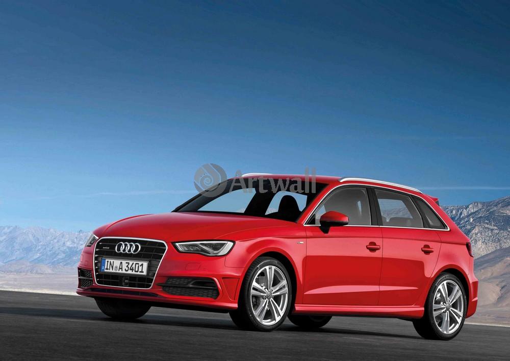 Постер Audi A1 Sportback, 28x20 см, на бумагеA1 Sportback<br>Постер на холсте или бумаге. Любого нужного вам размера. В раме или без. Подвес в комплекте. Трехслойная надежная упаковка. Доставим в любую точку России. Вам осталось только повесить картину на стену!<br>