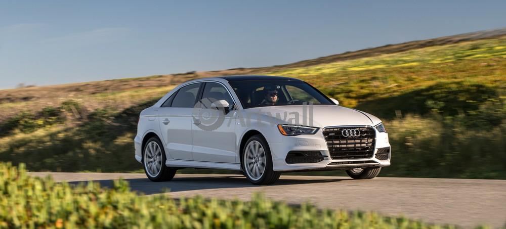 Постер Audi A3 Sedan, 44x20 см, на бумагеA3 Sedan<br>Постер на холсте или бумаге. Любого нужного вам размера. В раме или без. Подвес в комплекте. Трехслойная надежная упаковка. Доставим в любую точку России. Вам осталось только повесить картину на стену!<br>