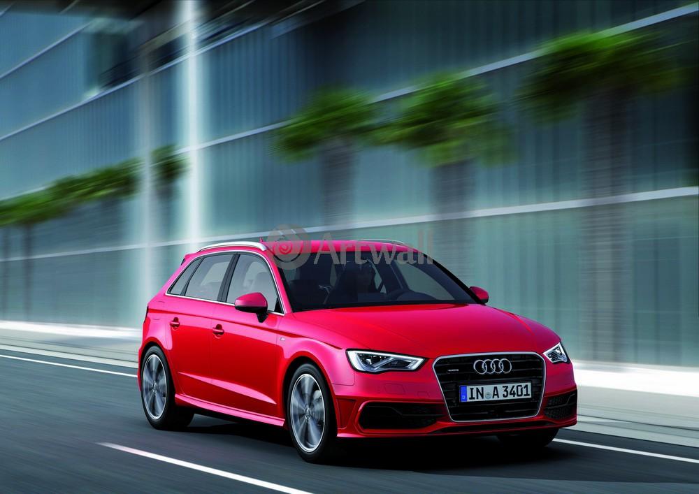 Audi A3 Sportback, 28x20 см, на бумагеA3 Sportback<br>Постер на холсте или бумаге. Любого нужного вам размера. В раме или без. Подвес в комплекте. Трехслойная надежная упаковка. Доставим в любую точку России. Вам осталось только повесить картину на стену!<br>