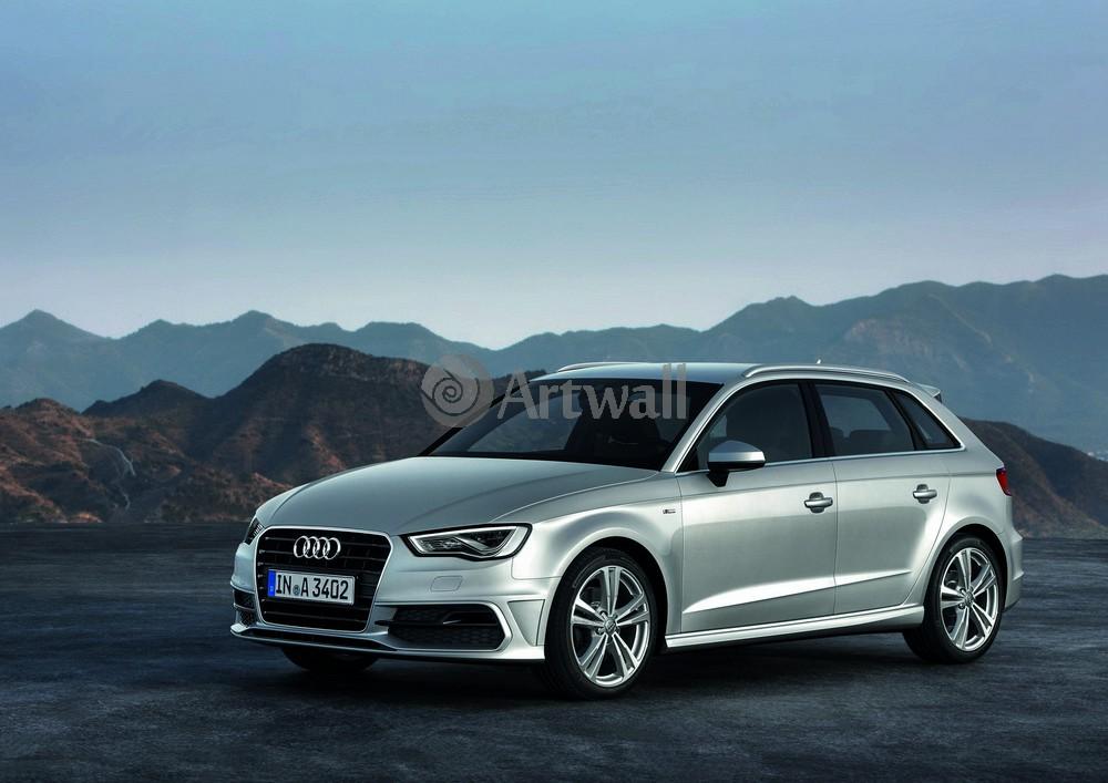 Постер Audi A3 Sportback, 28x20 см, на бумагеA3 Sportback<br>Постер на холсте или бумаге. Любого нужного вам размера. В раме или без. Подвес в комплекте. Трехслойная надежная упаковка. Доставим в любую точку России. Вам осталось только повесить картину на стену!<br>