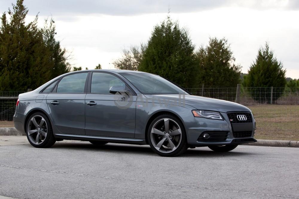 Постер Audi A4, 30x20 см, на бумагеA4<br>Постер на холсте или бумаге. Любого нужного вам размера. В раме или без. Подвес в комплекте. Трехслойная надежная упаковка. Доставим в любую точку России. Вам осталось только повесить картину на стену!<br>